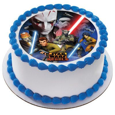 Star Wars Rebels Cake Images : Pinterest   The world s catalog of ideas