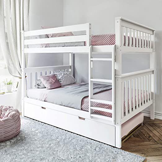 Bunk Beds Full Over Full Stairway Dark Cherry Trundle Bunk Beds Bunk Bed With Trundle Bunk Bed King