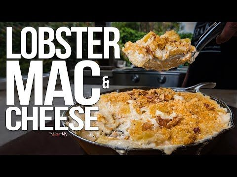 The Best Baked Lobster Mac And Cheese Sam The Cooking Guy 4k