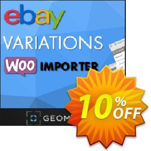 10 Off Ebay Variations Wooimporter Add On Coupon Code On Halloween Discounts October 2020 Ivoicesoft Trong 2020