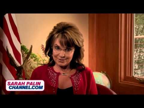VIDEO - Sarah Palin Launches Subscription-Based Online Video Channel