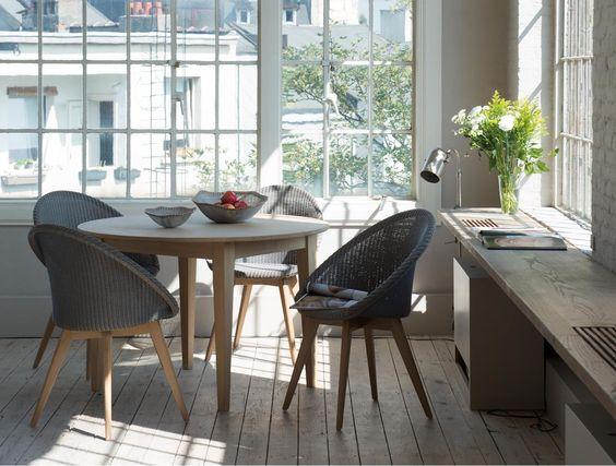Beautiful Sunroom Dining Furniture