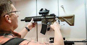 Le fusil d'assaut allemand HK416 en passe de succéder au Famas