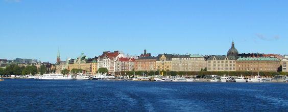 Kungliga Slottet Royal Palace In Stockholm Sweden Home To The - Kaalbringen sweden map