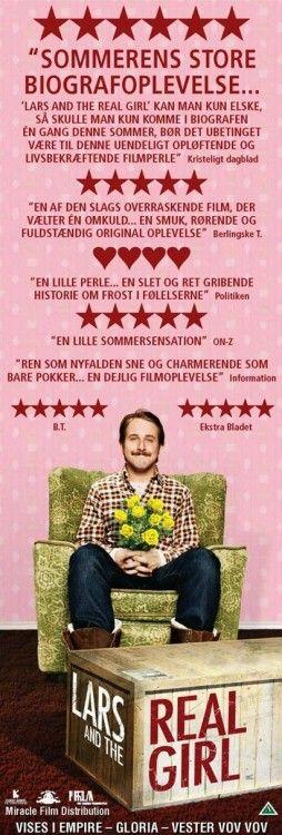 Miłość Larsa (2007): 1000 Movies Rated, Films I Ve, Miłość Larsa, Larsa 2007, Larsa Lars