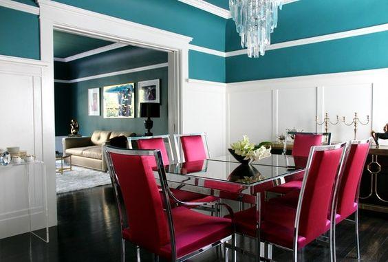 dining room - Michelle Workman Interiors