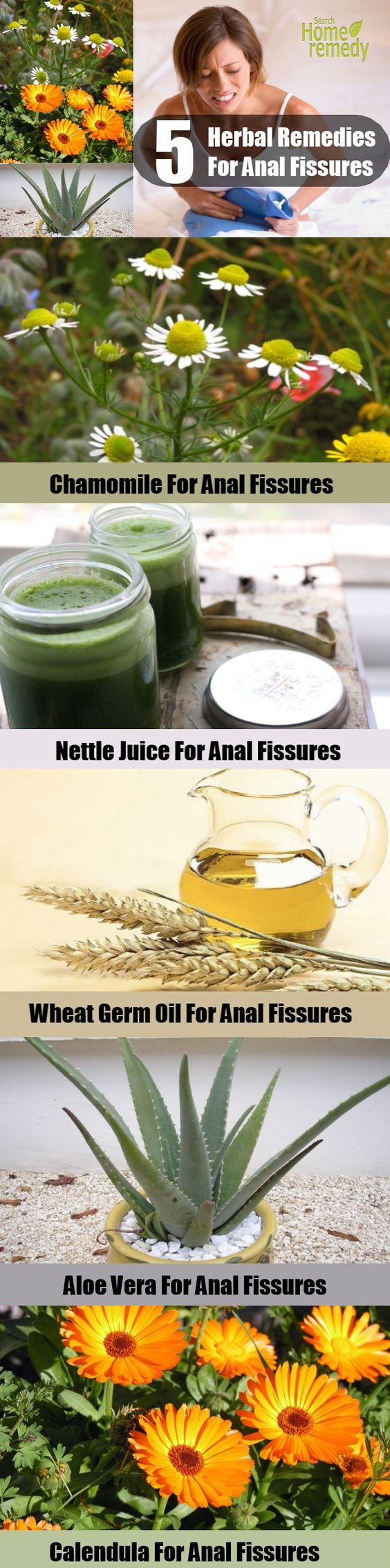 Agree, very Nettel tea for anal fissures