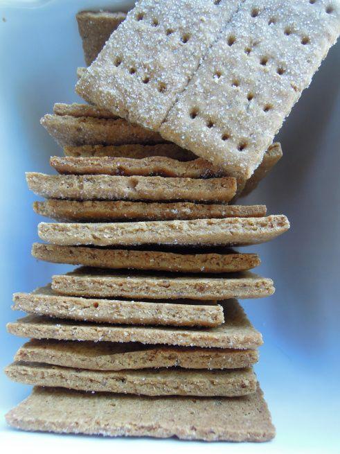 GFCFEF graham crackers