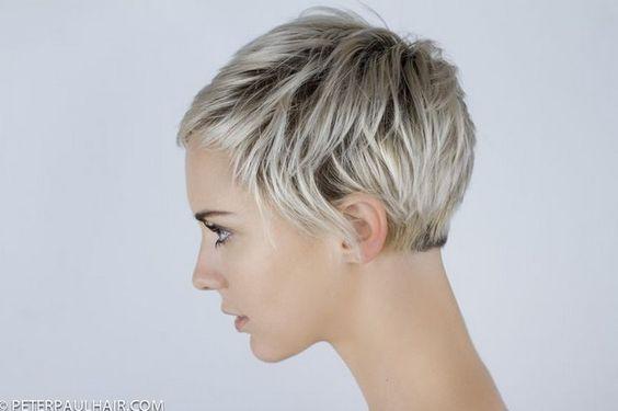 11 Angesagte Kurzhaarfrisuren für modische Frauen! - Neue Frisur