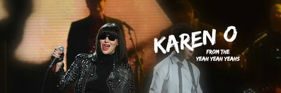 Karen O is probably the cult indie-rock icon the average pop fan would never have heard of…. But with her debut studio album 'Crush Songs' released in 2014, it would be criminal not to include Karen O in our #HQGirlCrush series. Granted, we should have sung the praises of this style goddess sooner, but hey – better late than never.