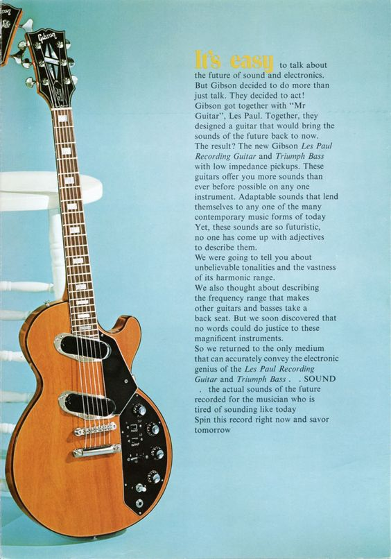 Les Paul Professional, 1970 Les Pauls As Les Paul Intended