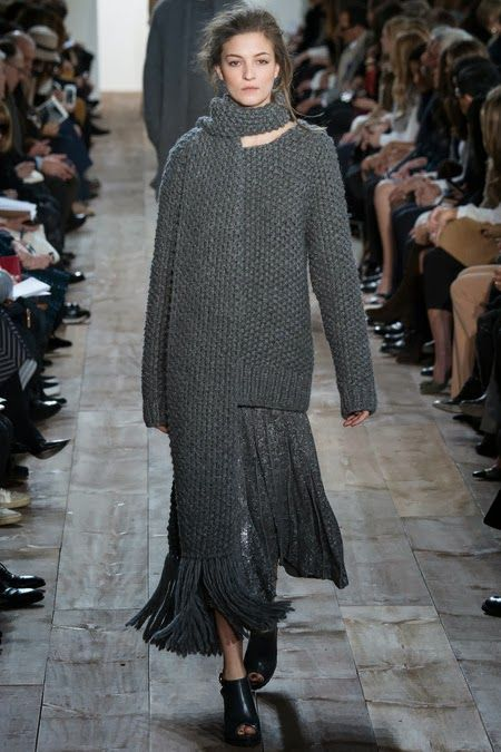 The Collections: Michael Kors Fall 2014 #nyfw #fashion #fall2014