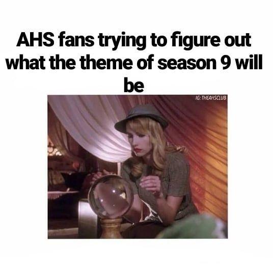 Ahs Season 9 Theme