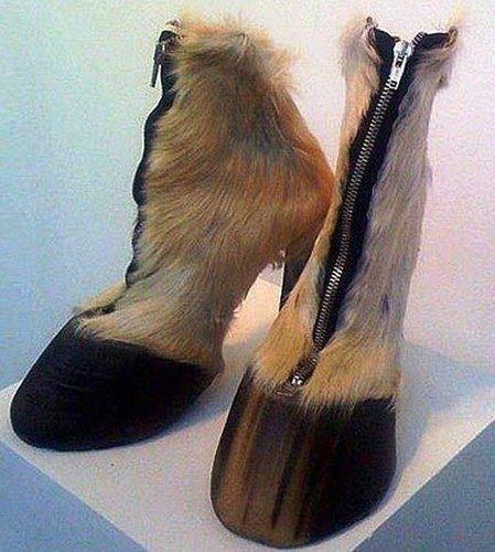 Piesadillas los zapatos más feos del mundo