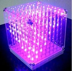 Led Cube: #lighting    Cube size: 25-25-31cm  Pixel composing: 1PCS LED per pixel  Pixel pitch: 3cm  Pixel Qty: 8*8*8=512  Control mode: Integrated SD Card  Material: acrylic  Accessories: power supply  Working humidity: 10-80%  Working voltage: 110v-230v    http://www.hellotrade.com/seekway-technology/product.html