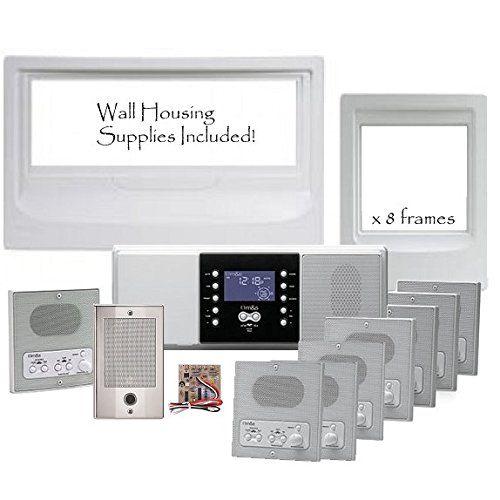 Ms Upgrade Home Intercom Mc350 8 Roomtoroom Call Master Amazon Best Buy Surveillance Master Room Intercom Music System