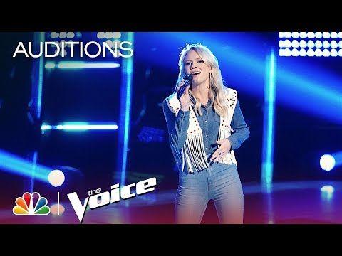Youtube The Voice Audition Rachel