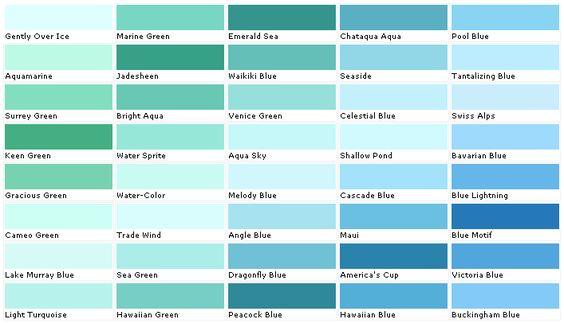 Tiffany Blue Paint Color Valspar Martin Senour House