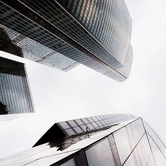 #vscocam #vsco #architecture #minimalism #moscow #Padgram