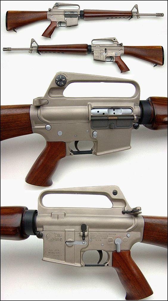 Colt Ar 15 Sp1 Colt Colt Firearms Ar15 Ar 15 Firearms