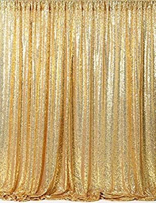 7Ft X 7Ft Eternal Beauty Black Sequin Wedding Backdrop Photography Background Party Curtain