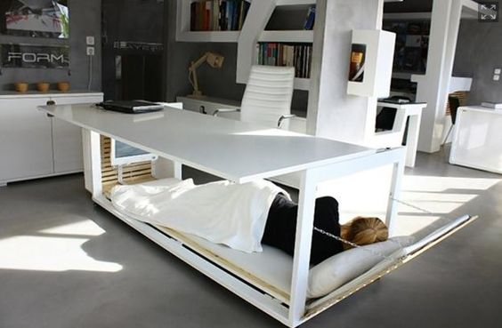 ​Nap desks are a thing and OMG