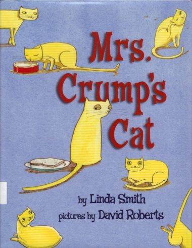 I discovered this recently. It is a sweet tale of a cat that is rescued by Mrs. Crump who is, in turn, rescued by the cat.