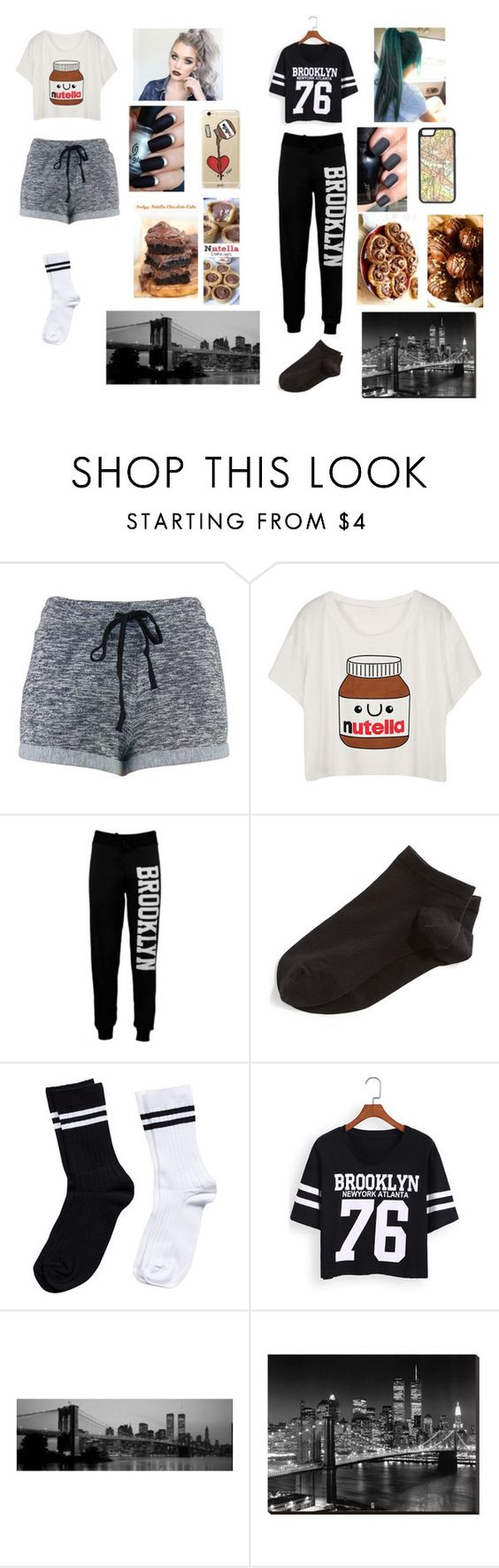 """""""Lazy day"""" by carmentellez5 ❤ liked on Polyvore featuring Wolford, Pieces and CellPowerCases"""