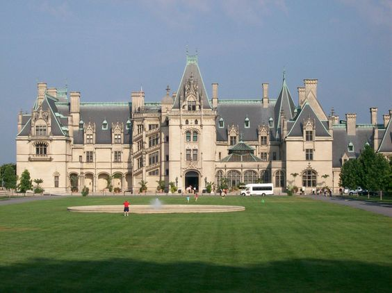 Biltmore Estate - North Carolina.