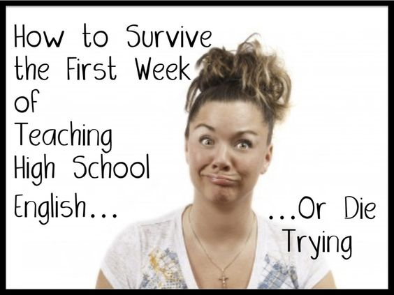 'How To Survive Honors English 1'?
