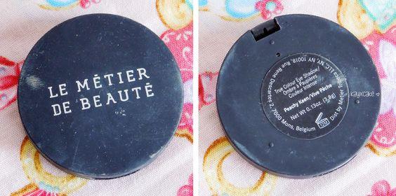 Le Metier de Beaute  #kayxcake