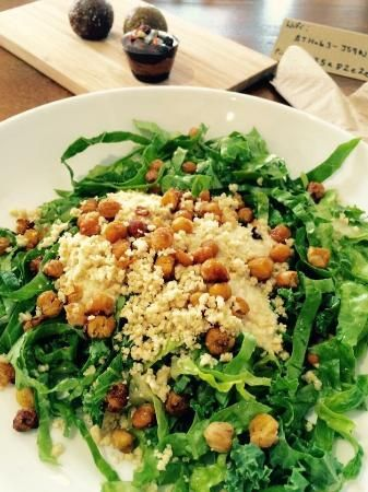 Raw Food Rebellion, Belfast Picture: Salad - Check out TripAdvisor members' 20,398 candid photos and videos.