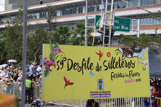 Our Life in Medellin Colombia: Feria de Los Flores (Flower Festival) - 7th August...