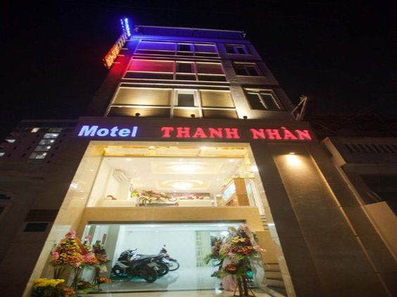 Da Nang Thanh Nhan Motel Vietnam, Asia Set in a prime location of Da Nang, Thanh Nhan Motel puts everything the city has to offer just outside your doorstep. The hotel offers a high standard of service and amenities to suit the individual needs of all travelers. To be found at the hotel are free Wi-Fi in all rooms, Wi-Fi in public areas, room service, family room, laundry service. Each guestroom is elegantly furnished and equipped with handy amenities. The hotel offers various...