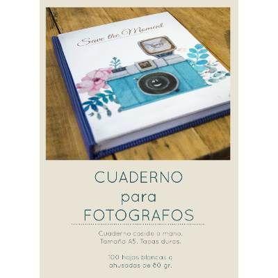 Cuaderno A5 - Cámara De Fotos -encuadernación Artesanal - $ 219,00 en Mercado…