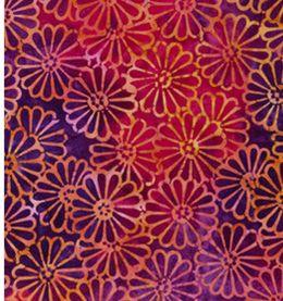 Gorgeous colourful batik design Batik designs