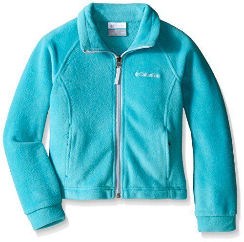 Columbia Girls' Benton Springs Fleece Jacket | Outerwear & Coats ...
