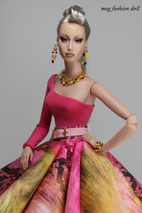 New outfit for Sybarite /Sybarite Gen X/20 | by meg fashion doll
