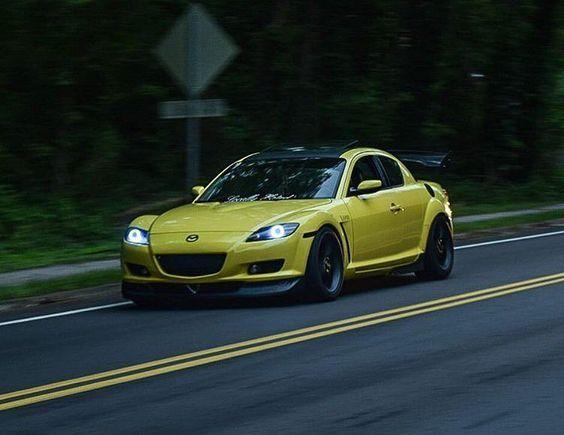 Mazda Rx 8 In 2020 Jdm Mazda Jdm Cars