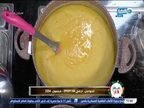 مطبخ هالة طريقة عمل العدس مع الشيف هالة Youtube Food Desserts Pudding