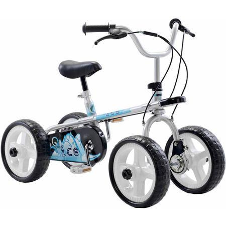 """10"""" Quadrabyke Ice Boys' Bike"""