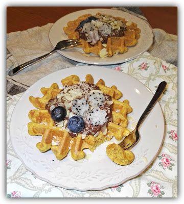 """Recetas Verofortyfit     """"Healthy and Delicious Food"""": GOFRES DE PLÁTANO MACHO…"""
