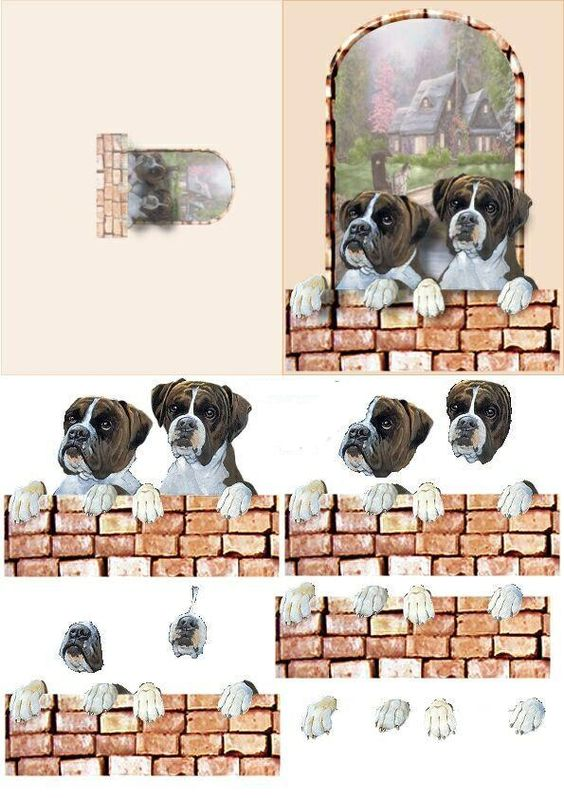 Petits chiens - man's best friend topper
