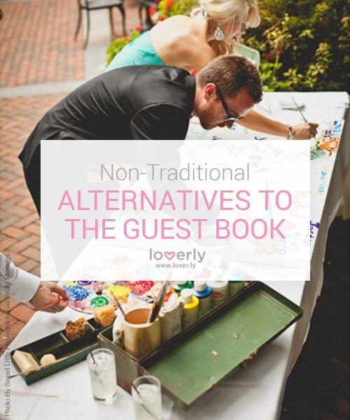 Wedding Decor: Unique Alternatives to the Guest Book