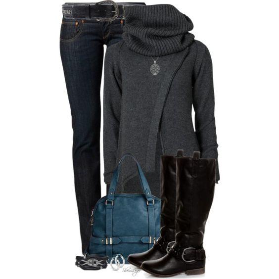 Herrlicher jeans, Sole Society handbag, and Simply Silver earrings.