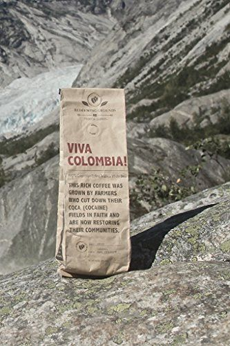 VIVA COLOMBIA Gift Box Presentation 2  1 lb Bags Whole Bean Medium Dark Roast -- Be sure to check out this awesome product.