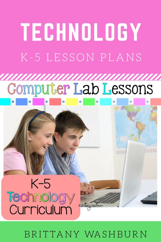 Full lessons and activities done for you. Aligned to the technology standards. Just click and go!