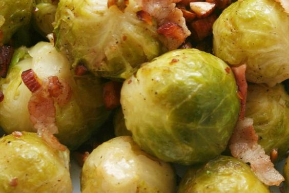 Braised Brussels Sprouts #healthy #recipe