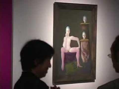 Leonor Fini en Japon: A Weinstein Gallery Video