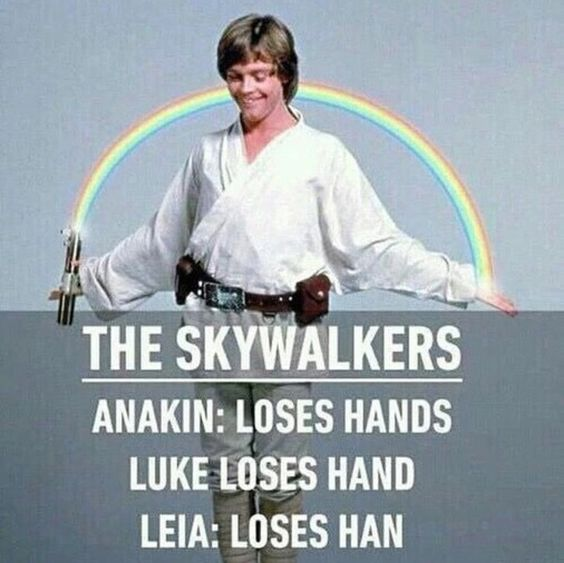 Skywalkers - how dare you do that to my feels!